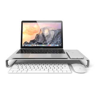 Satechi Aluminum High Quality Universal Aluminum Unibody Monitor/ Laptop/ iMac/ PC Stand