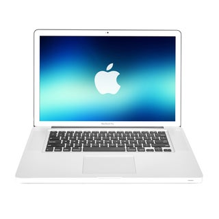 Apple A1286 Macbook Pro 15.4-inch display, 2.3GHz Core i7 CPU, 16GB RAM, 256GB SSD, MacOSX Laptop (Refurbished)