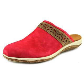 Acorn Women's 'Vista Clog' Faux Suede Casual Shoes