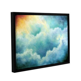 ArtWall 'Marina Petro's Evidence of Angels' Gallery Wrapped Floater-framed Canvas