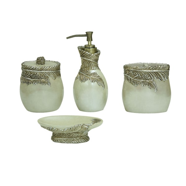 Jessica Simpson Signature Feathers Bath Accessories Free Shipping On Orders Over 45