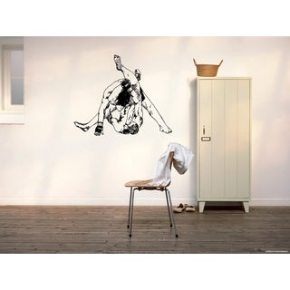 Fights without rules Wall Art Sticker Decal