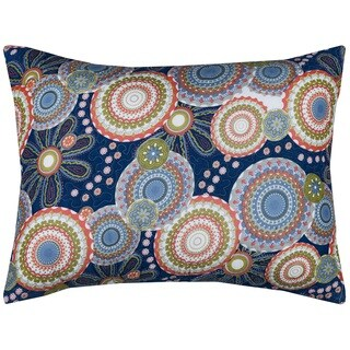 Bohemian Indigo Sham by Rizzy Home (2 options available)