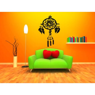 Dreamcatcher The music of wind Wall Art Sticker Decal