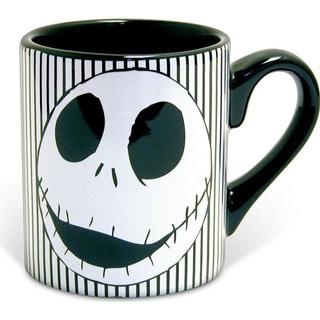 Jack Skellington Face 14-ounce Coffee Mug