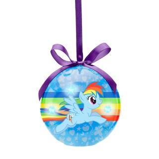 My Little Pony Rainbow Dash LED Decoupage Christmas Ornament