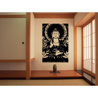 Picture Gautama Buddha Siddhrtha Gautama Wall Art Sticker Decal