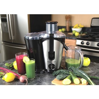 Hamilton Beach Big Mouth Plus 2-Speed Juice Extractor