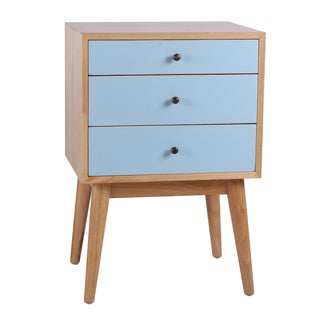Porthos Home Porthos Home Monet 3-Drawer Side Table