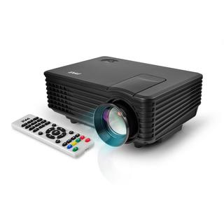 Pyle PRJG88 Compact Digital Multimedia Projector with 1080p HD Support