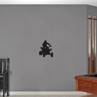 Four Wheeler Small Wall Decal