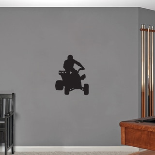 Four Wheeler Medium Wall Decal
