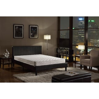 Ultra Soft and Comfortable 6-inch Full-size Pocket Spring Mattress