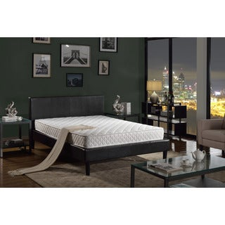 Ultra Soft and Comfortable 8-inch Full-size Pocket Spring Mattress