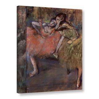 ArtWall 'Gustav Klimt's Friends' Gallery Wrapped Canvas