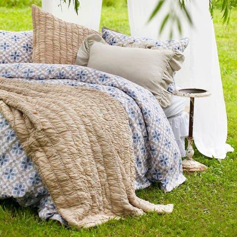 Cottage Home Eike Cotton Duvet Cover Set