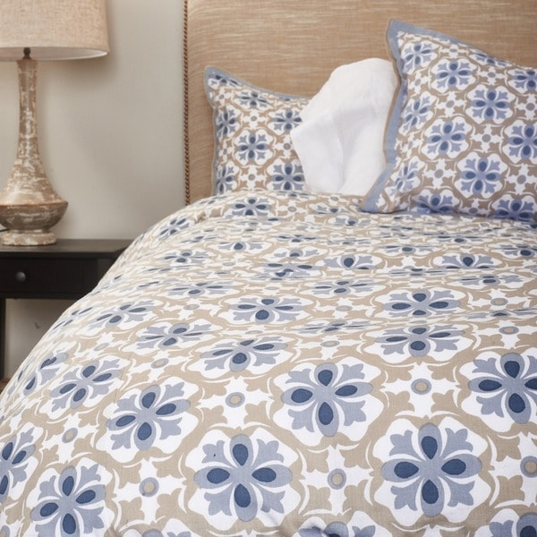 Eike Cotton Duvet Cover