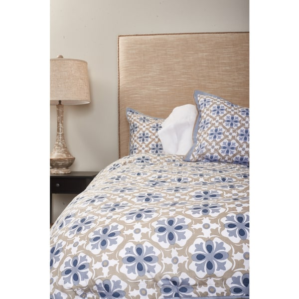 Eike Linen Cotton Blend Duvet Cover Free Shipping Today