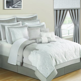 Vienna II 16-piece Bed in a Bag with Sheet Set