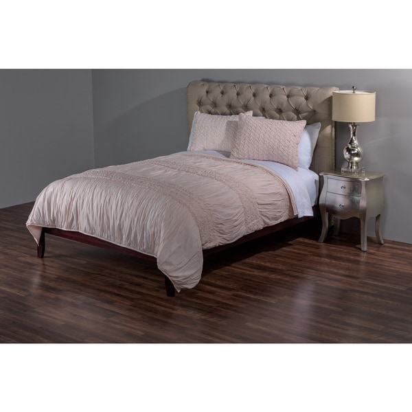 Rizzy Home Carly Pink Quilt
