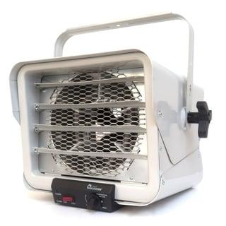 Dr. Infrared Heater 3000-watt/ 6000-watt DR-966 240-Volt Hardwired Shop Garage Commercial Heater