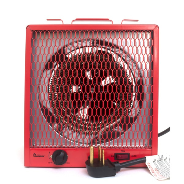 Garage Heater Electric Portable Infrared 220v Ceiling