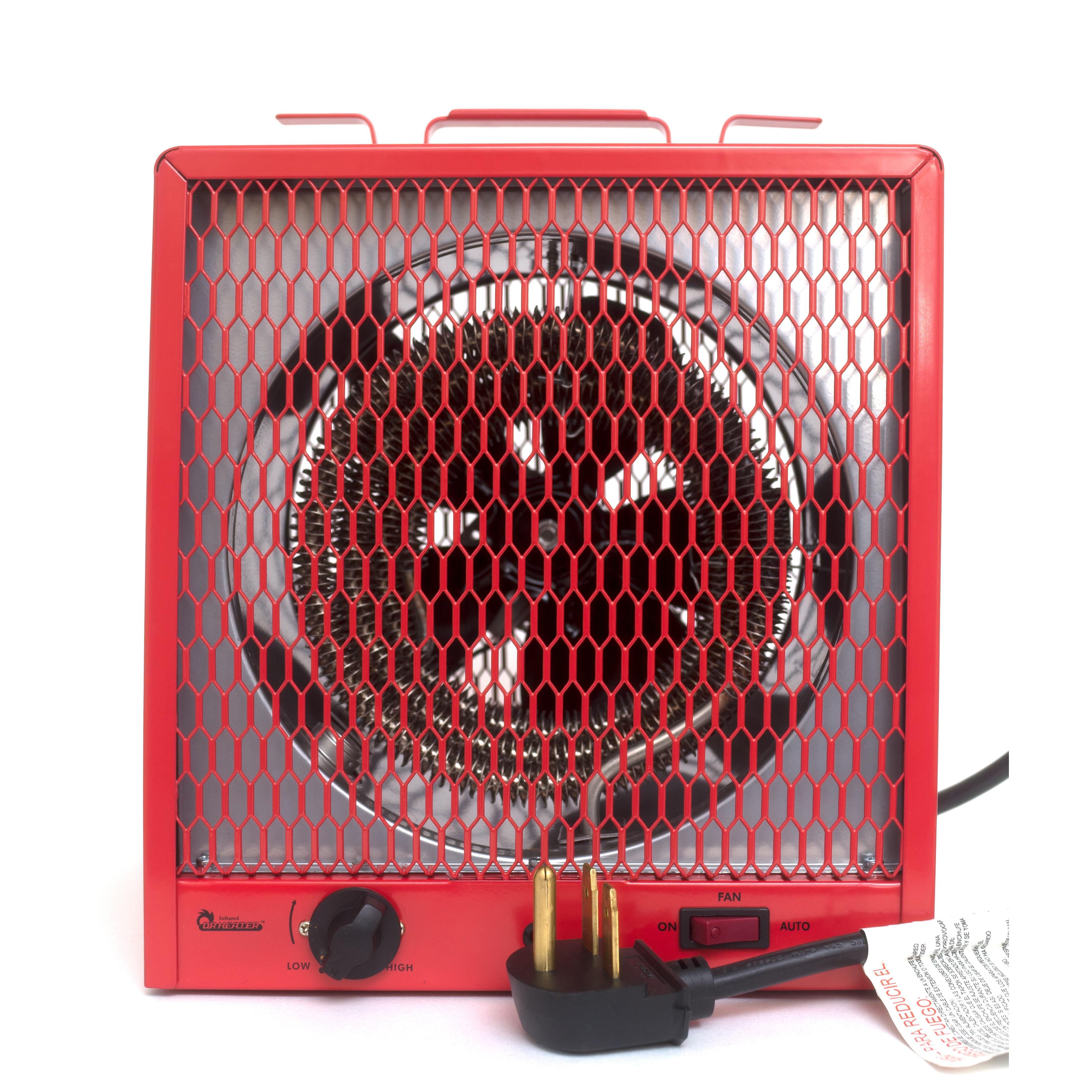 Dr Heater USA Dr. Infrared Heater DR-988 Garage Shop 208/...