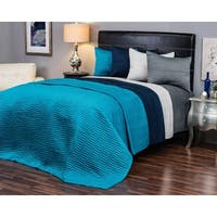 Parker Quilt Set by Rizzy Home