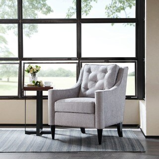 Madison Park Anet Rolled Arm Accent Chair