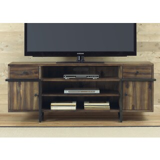 Paxton Wire Brushed Floating Design 72 Inch Console Table