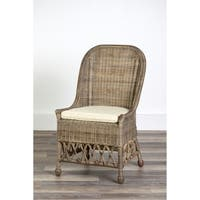 East At Main's Ruth Rattan Dining Chair
