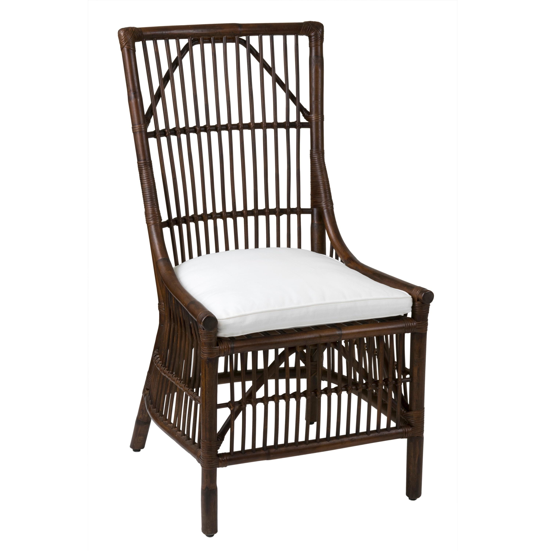 East At Mains Selah Rattan Dining Chair (Selah)