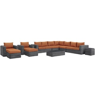 Invite Outdoor Patio 12-piece Sectional Set