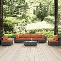 Stopover Outdoor Patio 7-Piece Sectional Set