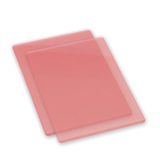 Sizzix Accessory Coral Standard Cutting Pads (Set of 2)