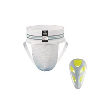 McDavid Classic 325PCF Pee Wee Classic Cup Supporter with Flexcup Ultralight Large