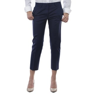 Robert Talbott Casual Blue Capri Pants