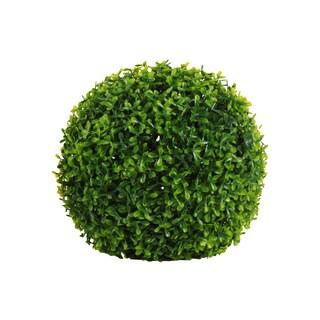Polyurethane Round Topiary Effect Bush Ball Garden Decor