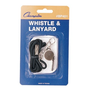 Lanyard Whistle (Pack of 12)