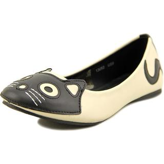 T.U.K. Women's 'Vegan Kitty Flat' Faux Leather Casual Shoes