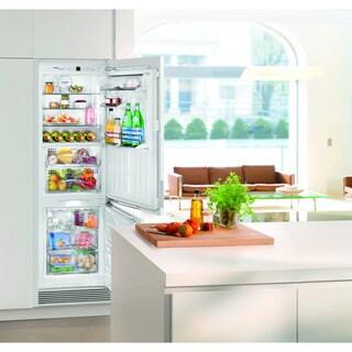 Liebherr 24 inch fully Integrated Refrigerator/Freezer with BioFresh