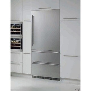 Liebherr HCB 2060 Single Door Fully Integrated 36 inch Refrigerator w/ BioFresh