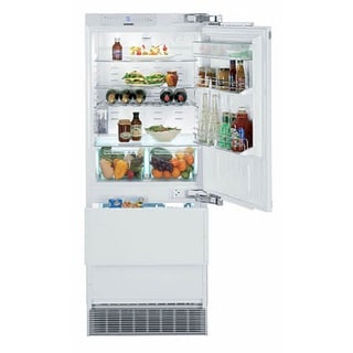 Liebherr 30 inch Fully Integrated Refrigerator/Freezer w/ Icemaker