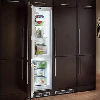 Liebherr Premium Plus NoFrost 24 inch Fully Integrated Refrigerator & Freezer
