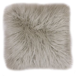 Thro by Marlo Lorenz Thro Keller Faux Mongolian 26-inch Throw Pillow