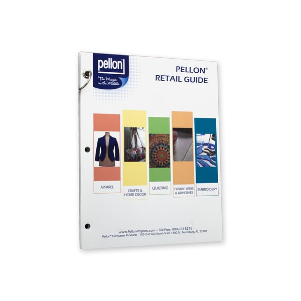 Pellon Retail Guide. Opens flyout.