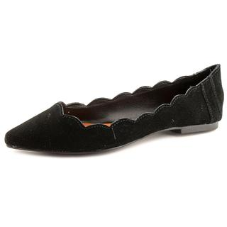 Mia Women's 'AmariX' Regular Suede Casual Shoes