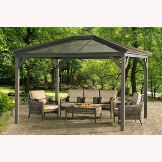 Borneo Hard Top Gazebo
