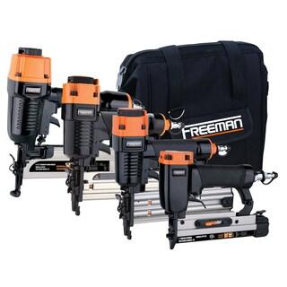 Freeman Pneumatics P4FNCB Nailer Combo Kit, Nailer