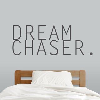 Dream Chaser' 52 x 20-inch Wall Decal